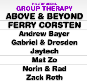 hilltop friday Electric Zoo Festival 2012: What You Need to Know – Friday Hilltop Arena: Group Therapy