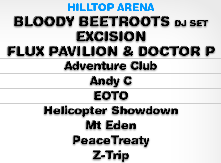 sunday hilltop Electric Zoo Festival 2012: What You Need to Know – Sunday: Hilltop Arena