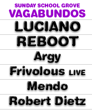 sunday school friday Electric Zoo Festival 2012: What You Need to Know – Friday: Sunday School Grove (Vagabundos)