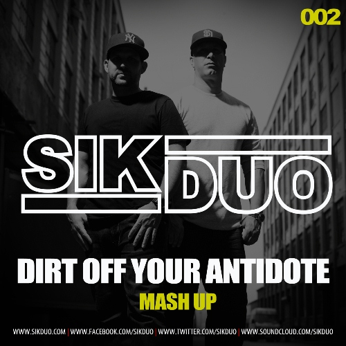 002 dirt off your antidote MASHUP THURSDAYS: Swedish House Mafia vs. Jay Z   Dirt Off Your Antidote (SikDuo Mash Up)