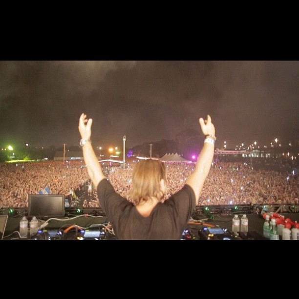 Axwell DJ SET: Axwell @ Electric Zoo Festival 2012