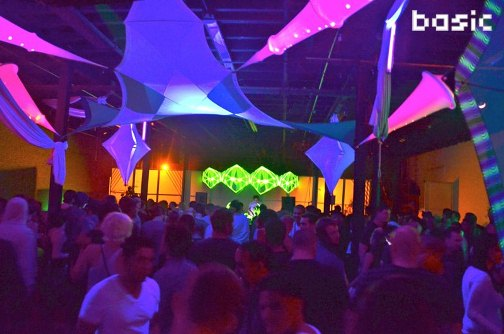 Basic REVIEW: Basic NYC Presents CLRs Monoloc 9.15