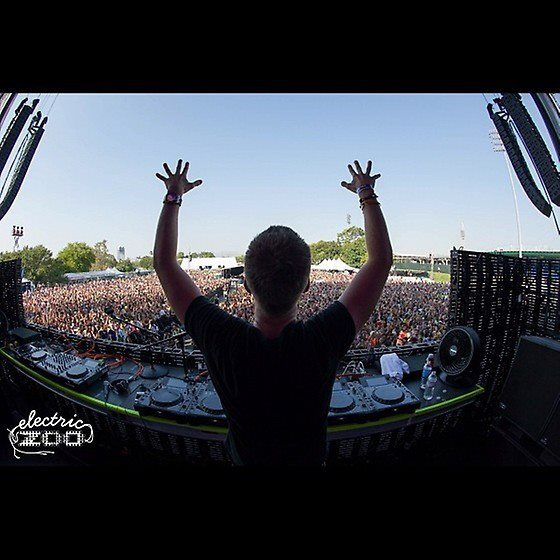 DJ SET: Nicky Romero @ Electric Zoo Festival 2012