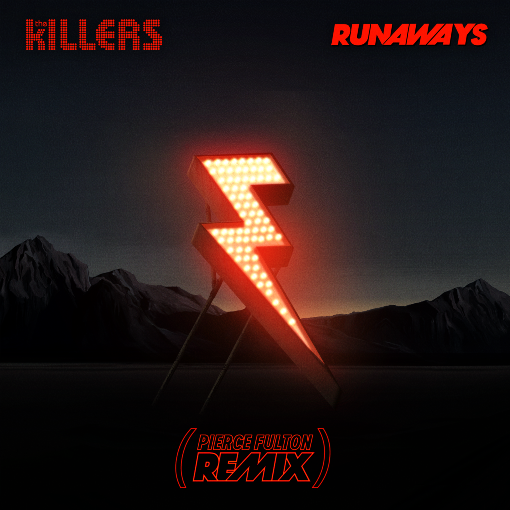 Pierce PREVIEW: The Killers   Runaways (Pierce Fulton Remix)