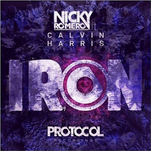 Calvin Harris & Nicky Romero   Iron