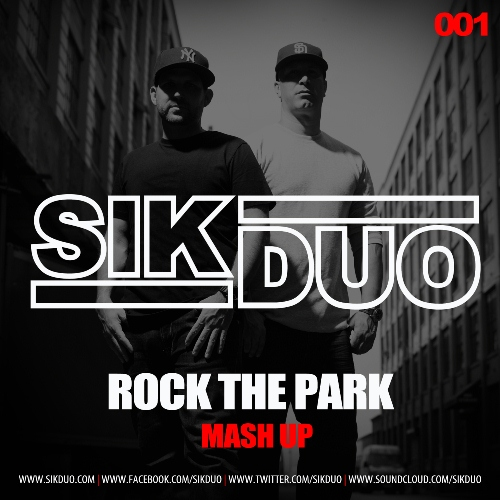 Rock The Park MASHUP THURSDAYS: Linkin Park vs. Jay Z   Rock The Park (SikDuo Mash Up)