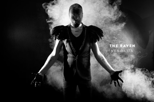 The Raven Vendetta Revenge rfio NEWS: The Bloody Beetroots & VendeTTa Revenge Jacket Giveaway
