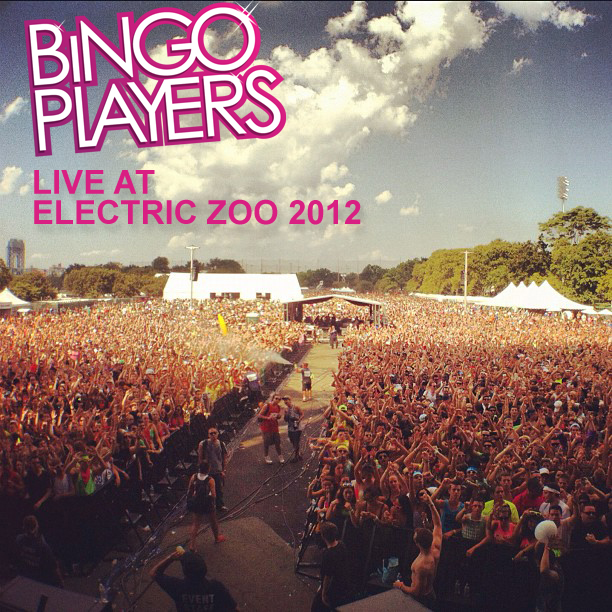 DJ SET: Bingo Players @ Electric Zoo Festival 2012