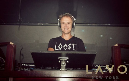 REVIEW: Armin van Buuren Performs As DJ Mags #1 DJ @ Lavo NYC