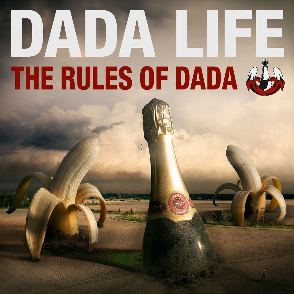 Dada Life ALBUM REVIEW: The Rules of Dada