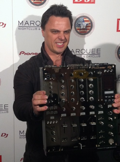 NEWS: Markus Schulz Accepts Title As Americas Best DJ