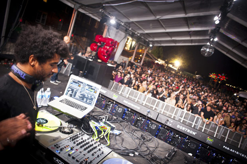 jamie REVIEW: Derrick Carter, Butch, Carl Craig, Jamie Jones @ Governors Island 10.6.12