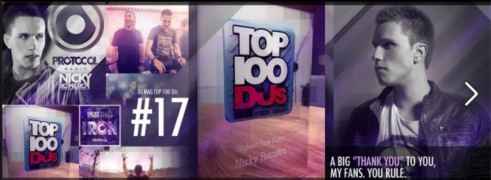 romero e1351182948790 DJ Mag Top 100: Rankings vs. Reactions