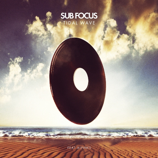 tidal wave Sub Focus   Tidal Wave feat. Alpine (Shadow Child Remix)