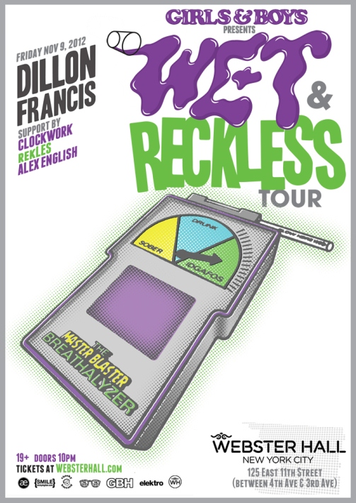 Dillon Francis CONTEST: Win Tickets to See Dillon Francis @ Webster Hall 11.9