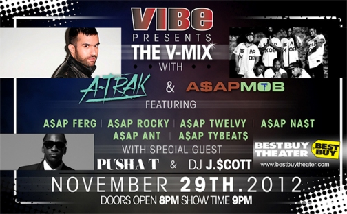 atrak CONTEST: Win Tickets To See A Trak & A$AP Rocky @ Best Buy 11.29