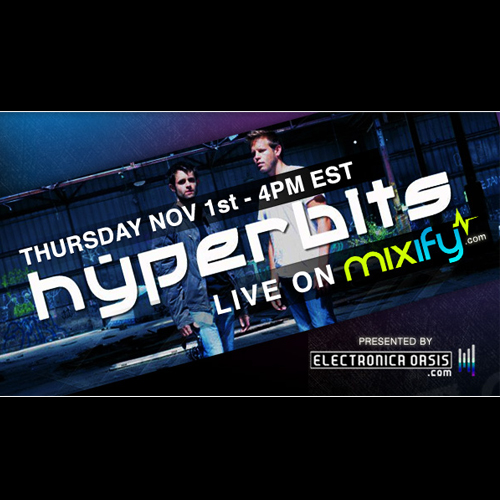 hyperbits mixify flyer1 Live Stream: EO Presents Hyperbits on Mixify Today at 4PM