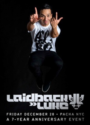 flyer 1228121 REVIEW: Laidback Luke @ Pacha 12.28