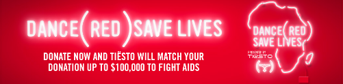 rephlektorlist CrowdriseImage NEWS: Tiësto and Laidback Luke Team Up For World AIDS Day