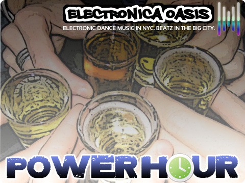 The Electronica Oasis Power Hour Vol. 3