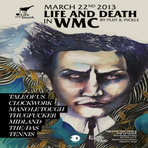 Life and Death EVENT: Life and Death at The Electric Pickle