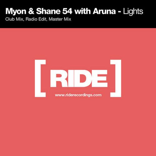 Myonshan54lights Myon & Shane 54   Lights
