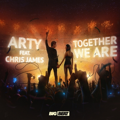 together we are Arty   Together We Are (feat. Chris James) (CLMD Remix)