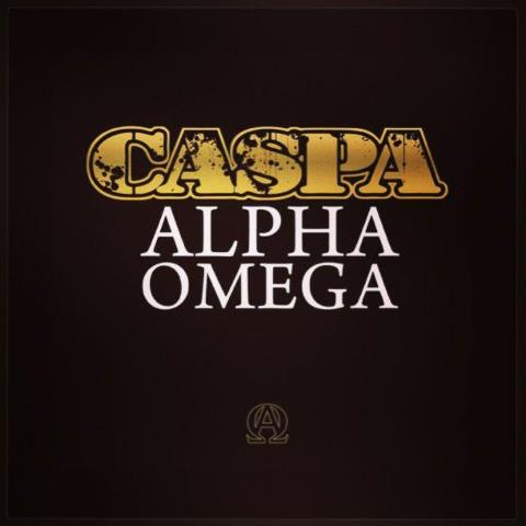 Caspa - Alpha Omega (2013)