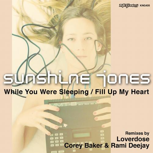 corey baker rami deejay Sunshine Jones   While You Were Sleeping (Rami Deejay & Corey Baker Remix)