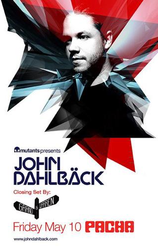 REVIEW: John Dahlback and Grand & Warren @ Pacha NYC 5.10