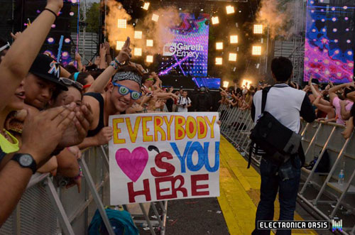 edc3 Electric Daisy Carnival NYC Photos