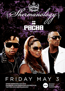 shermanology Event: Shermanology @ Pacha NYC 5.03
