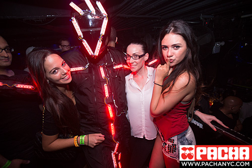 REVIEW: Fedde le Grand @ Pacha NYC 5.31