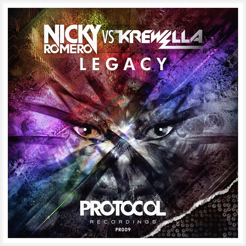 legacy Nicky Romero   Legacy (feat. Krewella)(Official Preview)