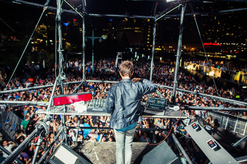 REVIEW: THUMP presents Up Next w/ Zedd, Duke Dumont & TOKiMONSTA @ Pier 84 6.20