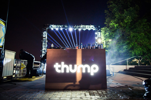 thumplaunch2318 REVIEW: THUMP presents Up Next w/ Zedd, Duke Dumont & TOKiMONSTA @ Pier 84 6.20