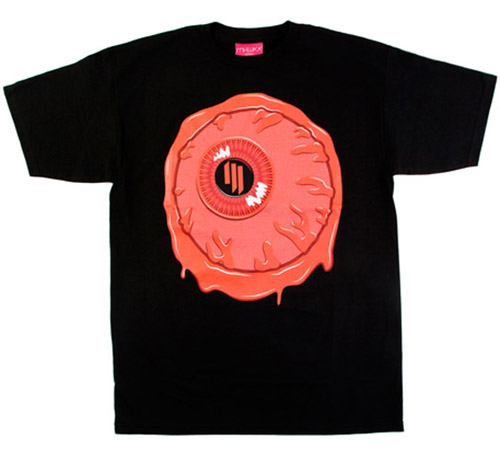 tshirt Skrillex x Mishka NY Capsule Collection / Doompy Poomp