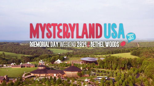 ID&T's Mysterland Festival coming to Woodstock site in 2014