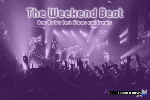 Weekend Beat 8.28 - 9.10: Electric Zoo Edition