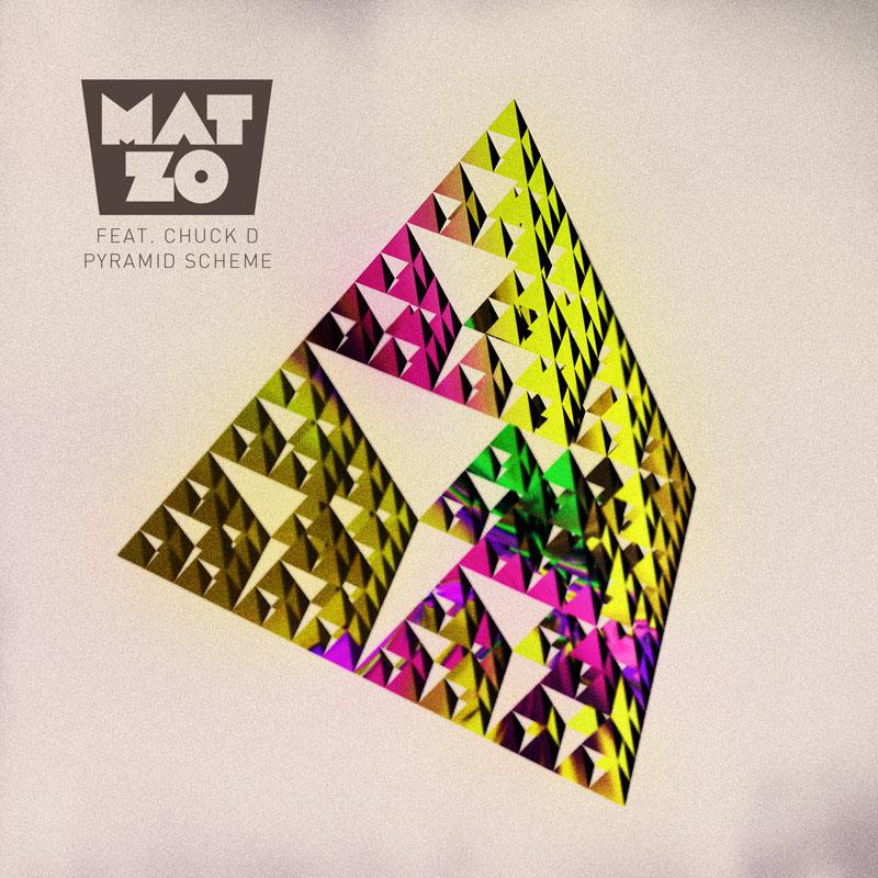 Mat Zo - Pyramid Scheme (feat Chuck D)