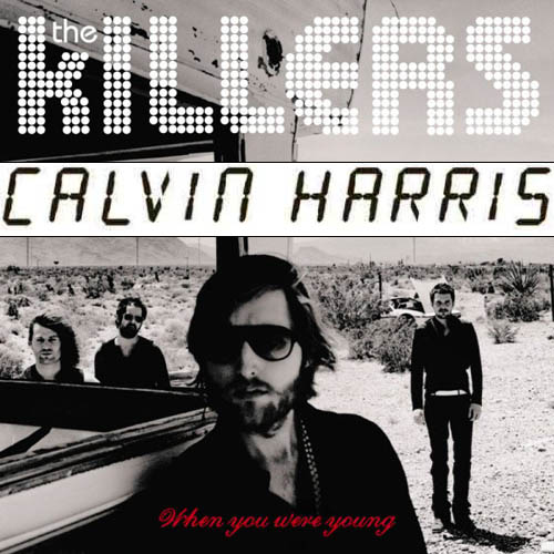 The Killers When You Were Young copy The Killers   When You Were Young (Calvin Harris Remix)