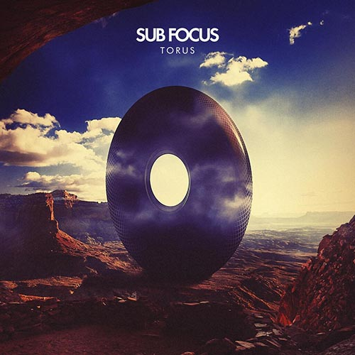 Torus sub focus album cover Sub Focus Takes Us To The Movies With Torus