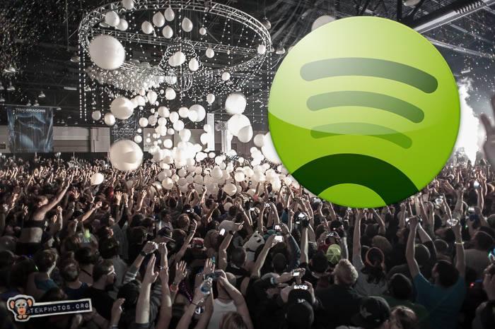 Decadence Spotify Playlist