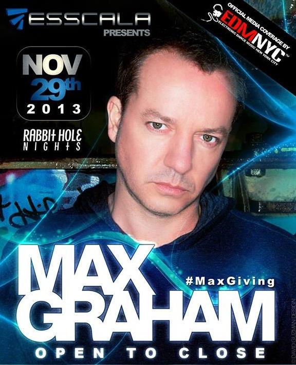 Max Graham's #MaxGiving