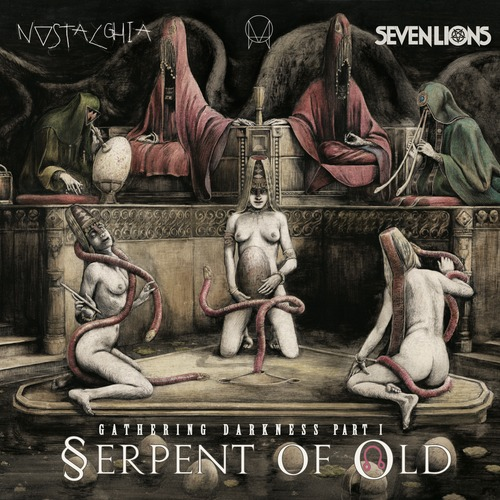 artworks 000063080074 jywmvd t500x500 Seven Lions   Serpent Of Old (feat. Ciscandra Nostalghia)