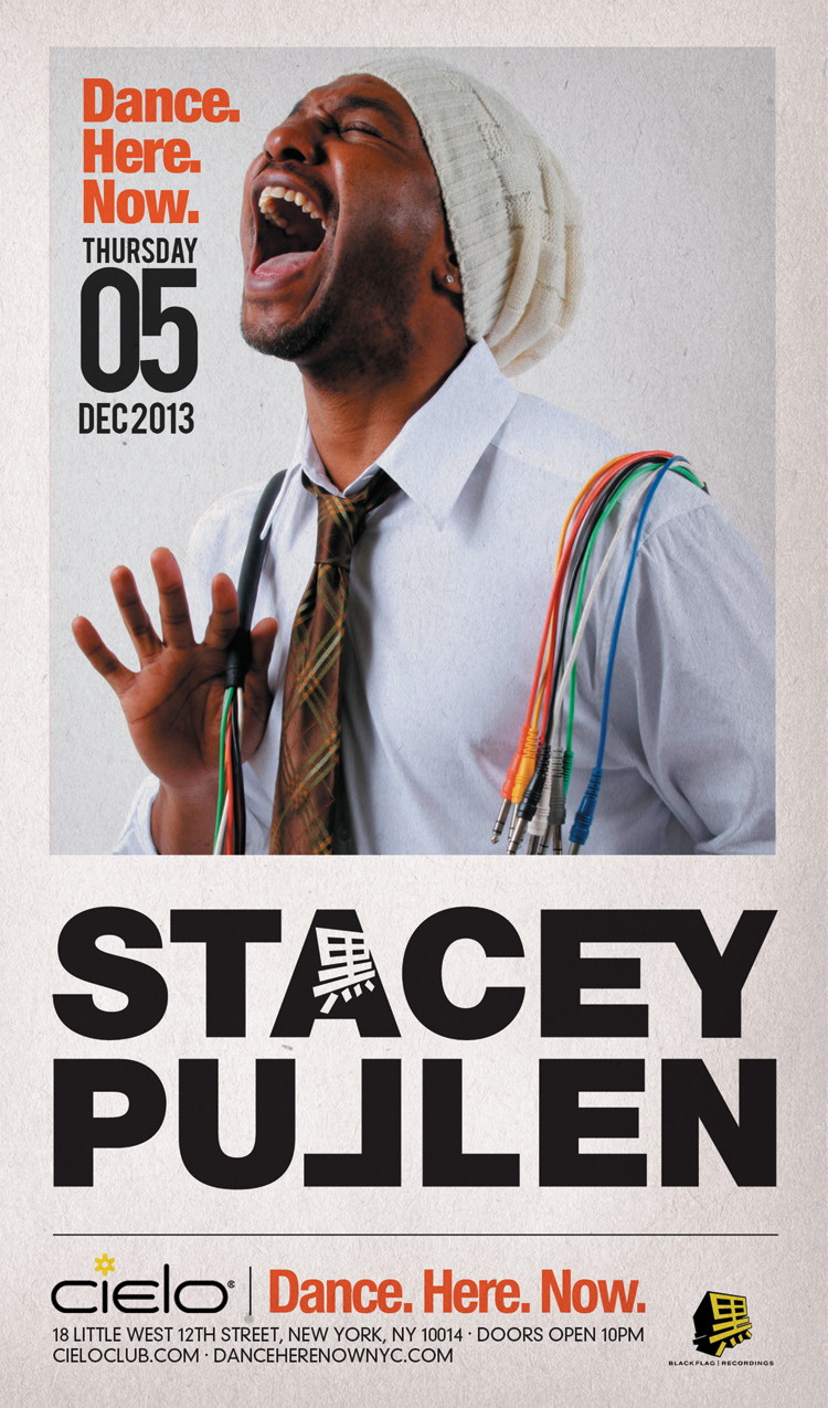 Stacey Pullen S Detroit Boiler Room