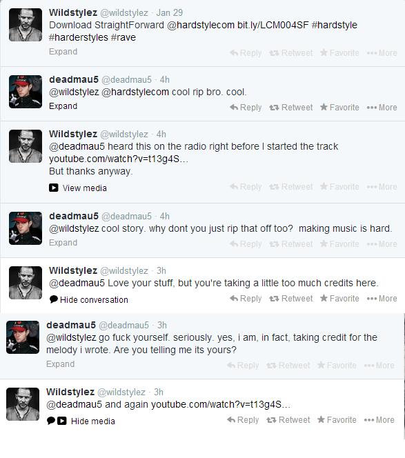 Deadmau5 & Wildstylez