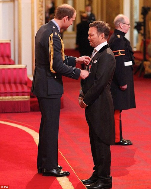 1653600 10152260248144929 960232635 n Pete Tong Receives the Member of the Order of the British Empire Award