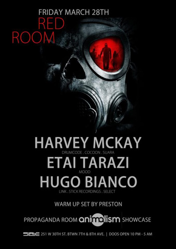 EVENT: Harvey McKay @ Slake 3.28