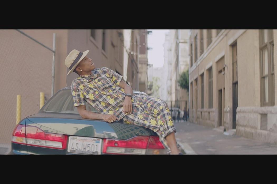 Pharrell Williams – Happy (Sevag Area-201 Remix)